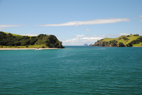 Bay of Islands by Maria Dzeshchanka