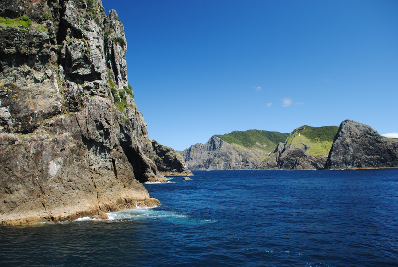 Motukokako (Hole in the Rock)
