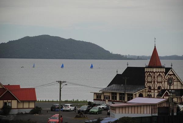 Rotorua by Maria Dzeshchanka