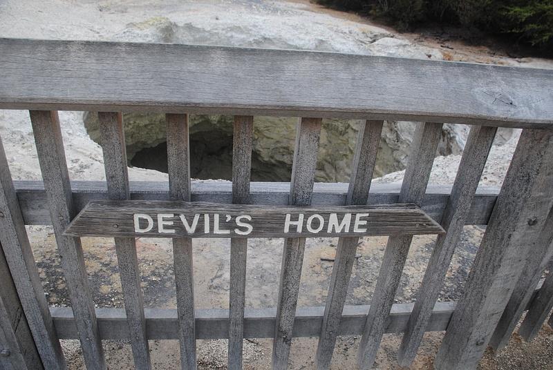 Devil's Home :)