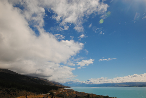 Lake Pukaki by Maria Dzeshchanka