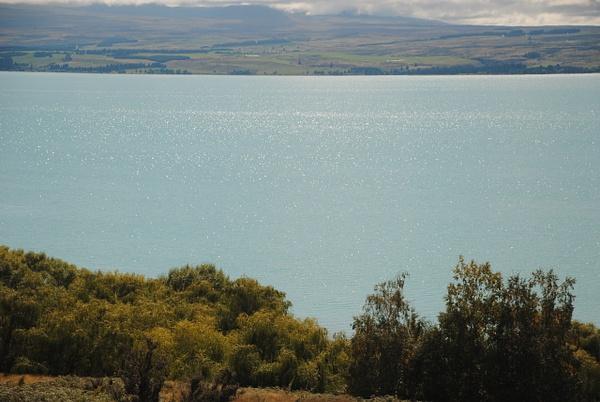 Lake Pukaki by Maria Dzeshchanka