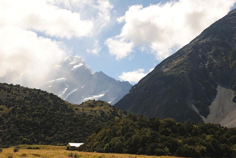 Aoraki/Mount Cook