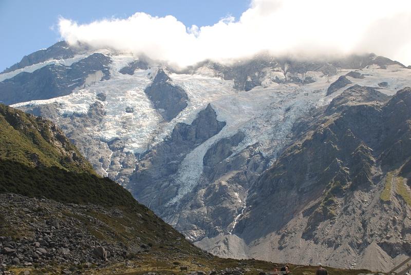 Mueller Glacier