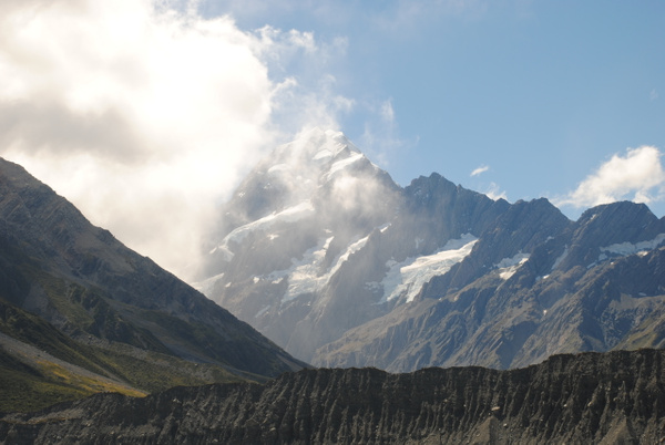 Aoraki/Mount Cook by Maria Dzeshchanka