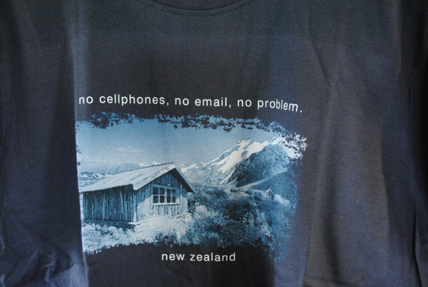 Smth about NZ :) by Maria Dzeshchanka