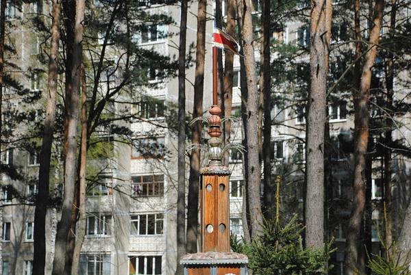 'Тальцы', ул. Ангарская, 58 by Maria Dzeshchanka