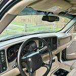 2001 suburban 2500