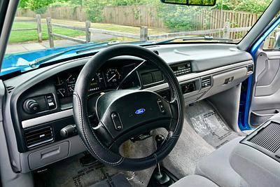 1995 Ford F-250 Diesel