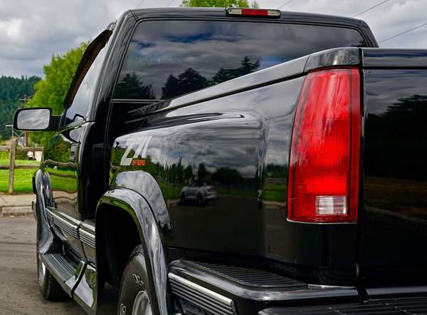 1998 Chevy Silverado 1500 4x4 Black By Robert1