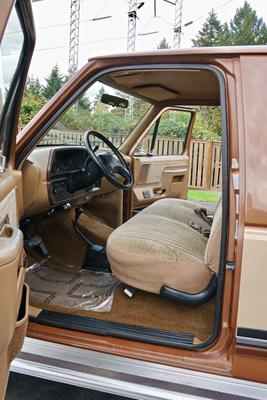1991 Ford F-150 Supercab