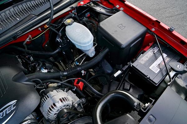 2004 Chevrolet Silverado 1500 by Robert1