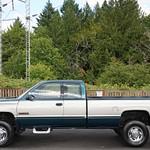 1996 Dodge Ram 2500 HD SLT Laramie  Club Cab 4x4 Long Bed 8' Bed Pickup Truck