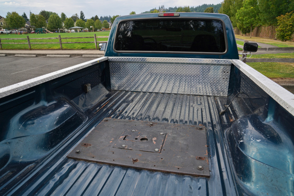 1997 Ford F-350 HD XLT Regular Cab  8' Dually Bed 2WD...