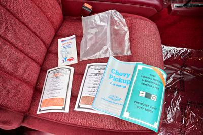 1988 Chevrolet Silverado K1500  Extended Cab Long Bed 4X4 Pickup Truck