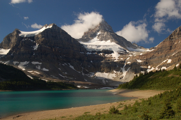 Canadian Rockies by patrice