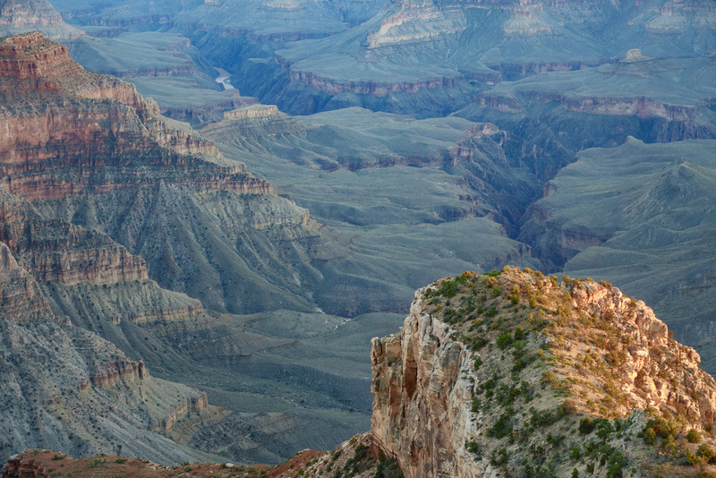 Point Sublime, North Rim of Grand Canyon National Park
