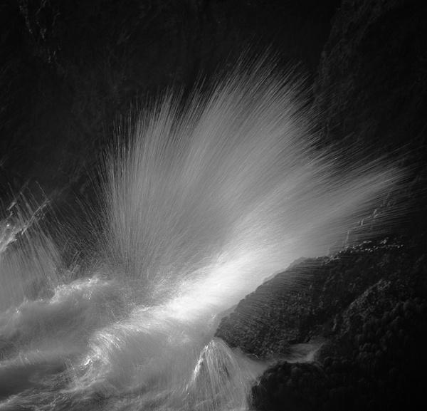 Silk  - Mendocino Coast by Cass Kalinski