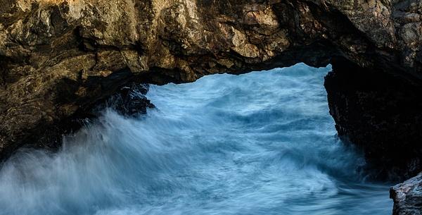 Portal - Mendocino Coast by Cass Kalinski