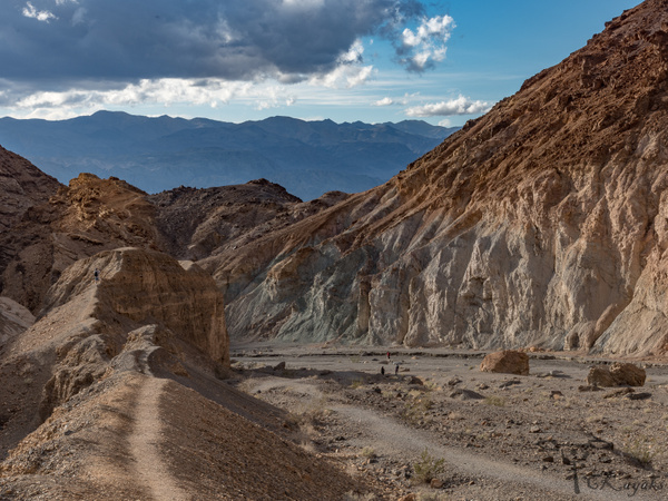 Mosaic Canyon, Death Valley National Park by Cass...