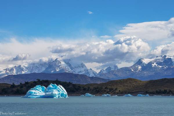 Under the sky of Patagonia...
