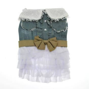 Dog Dresses & Costumes by FurbabeezPetboutique