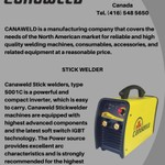 Stick Welder Machine