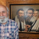 Rabbi Related Paintings
