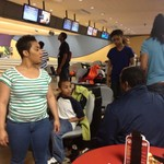 Family Night Bowling