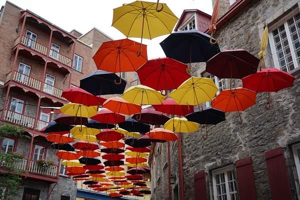 Vieux-Québec, rue Cartier