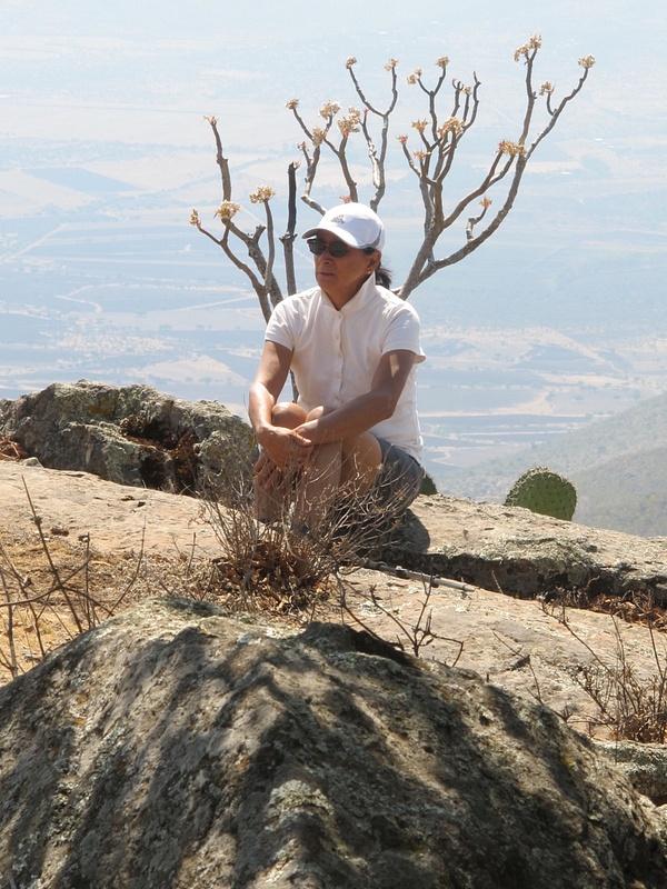 Dona Juana via N-Ridge to Balancing Boulder, return via Colorado Canyon 5/12/19