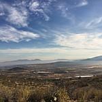 La Campana/ N ridge/ short-cut to Dromedaries/ Colorado Pk 9,050' Jan12/20