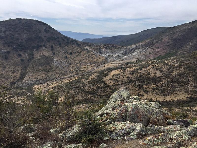 Looking S @ Atacama from Rocky Ridge