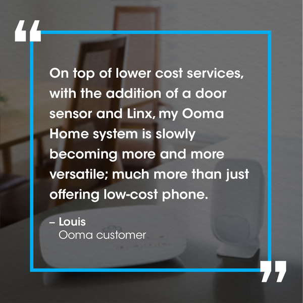 Ooma_April_Testimonial_Louis by VanessaKahn20800