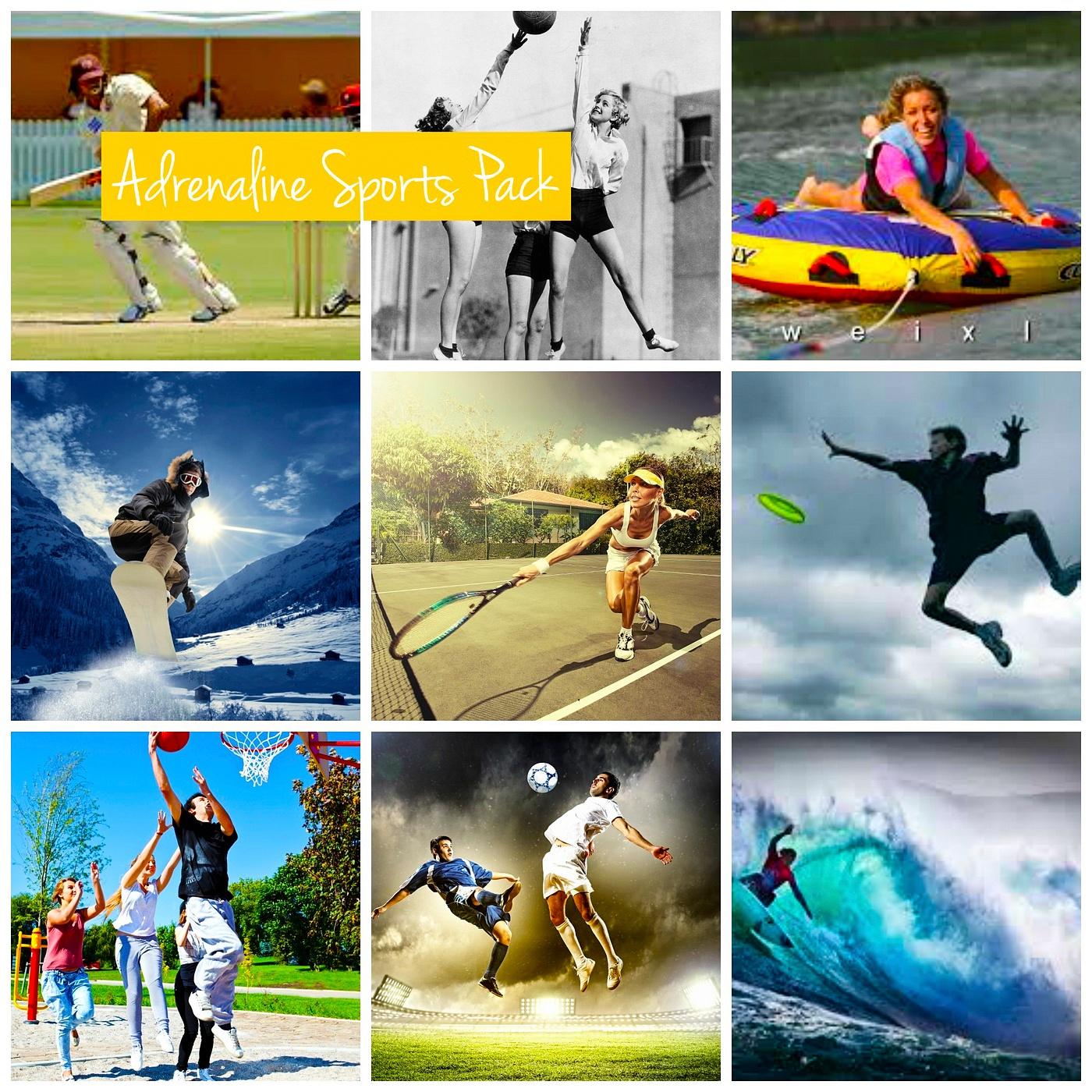 Adrenaline Sports Pack - 1