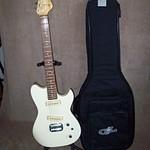 G&L SC-2 Vintage White