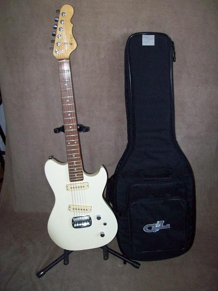 G&L SC-2 Vintage White by JamesRowe
