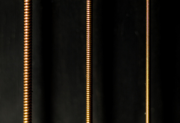 Guitar Strings by TheoWecker