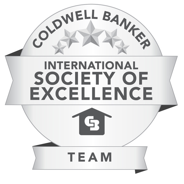 Intl Society of Excellence - team by Coldwell Banker...