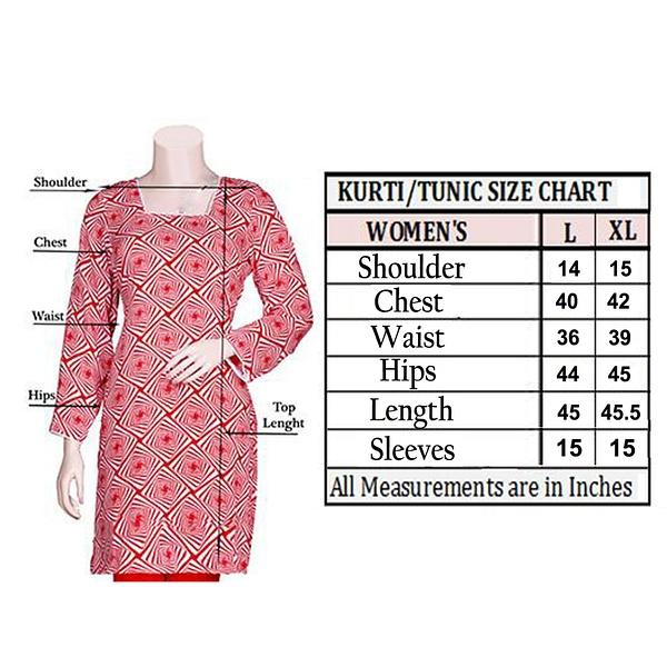 Kurti-Size-Chart-1 by Paresh1