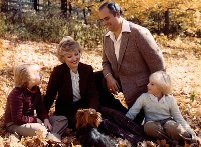 Ron, Shirley, Steph & Heather