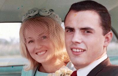 Ron & Shirley's Wedding