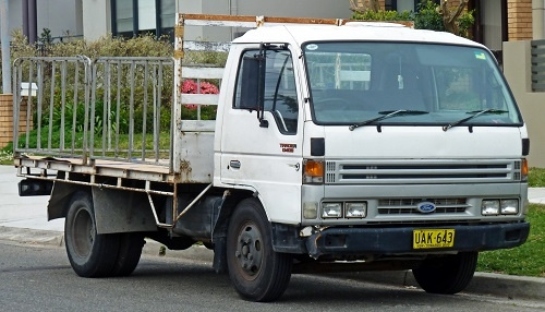 COMPETENT WRECKERS OF FORD TRUCKS