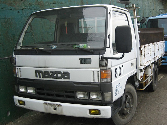 MAZDA TRUCK WRECKERS USE ONLY ECO-FRIENDLY TOOLS AND TECHNIQUES