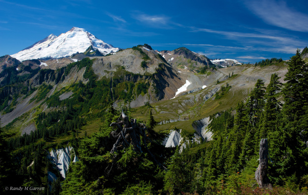 Mt. Baker, WA by RandyMGarrett