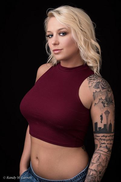 Christina Miller by RandyMGarrett