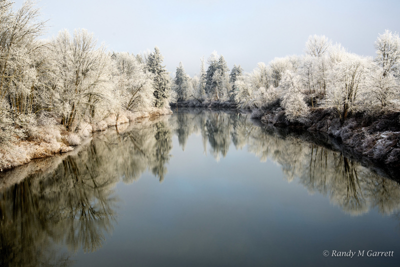 Icy Chehalis River
