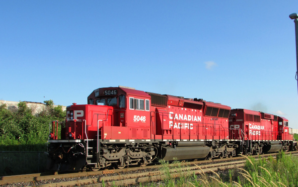 CP Locomotive Pictures by RobertArcher