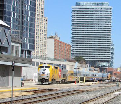 VIA Rail Photos
