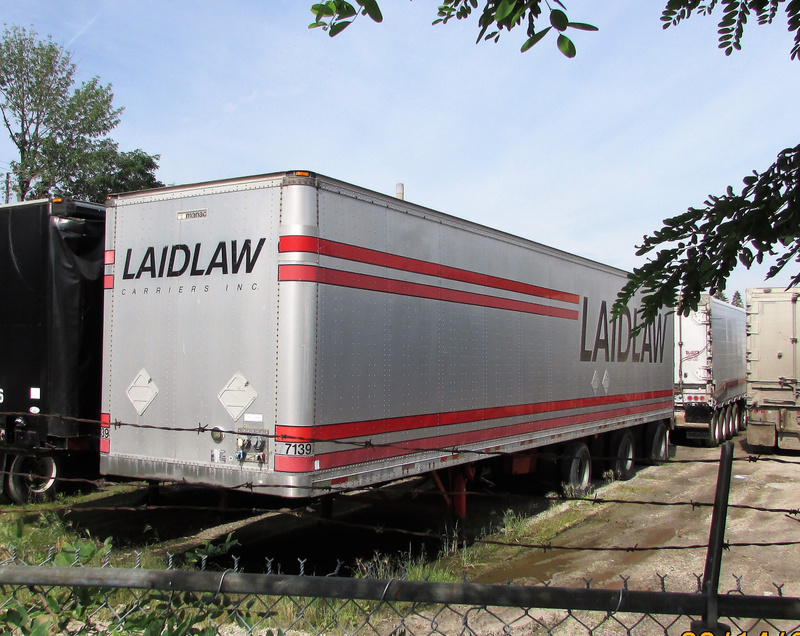 laidlaw van